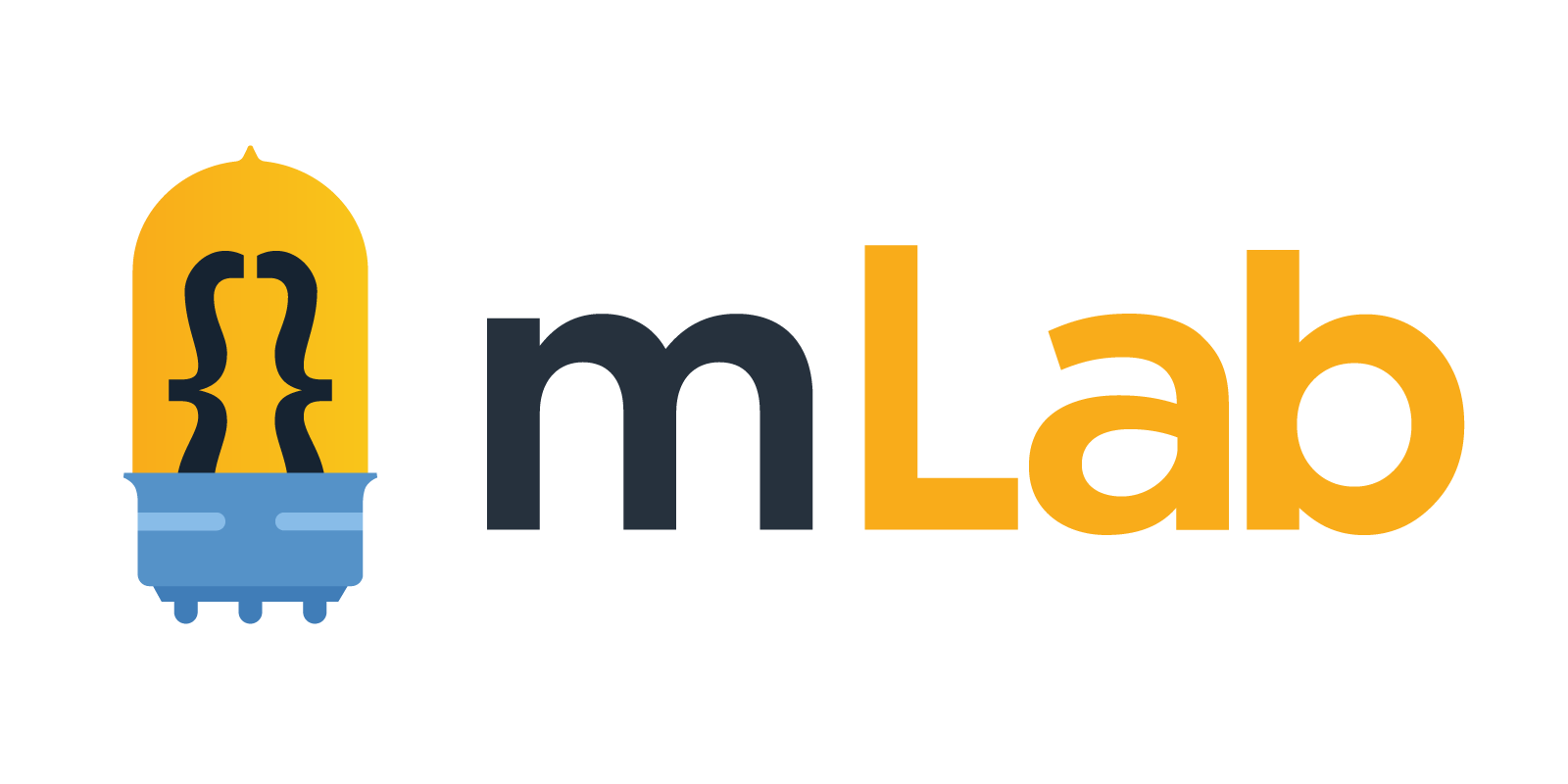 mLab's logo
