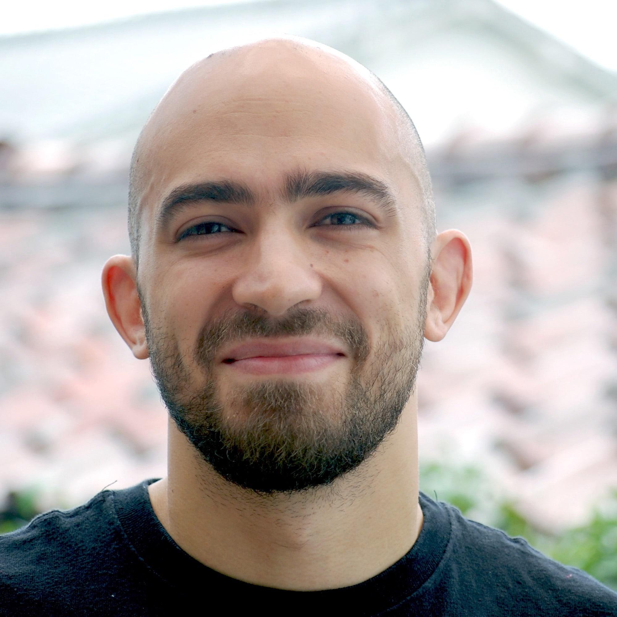 Podcast #50: Sacha Greif
