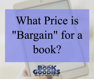bargain book pricing opinion