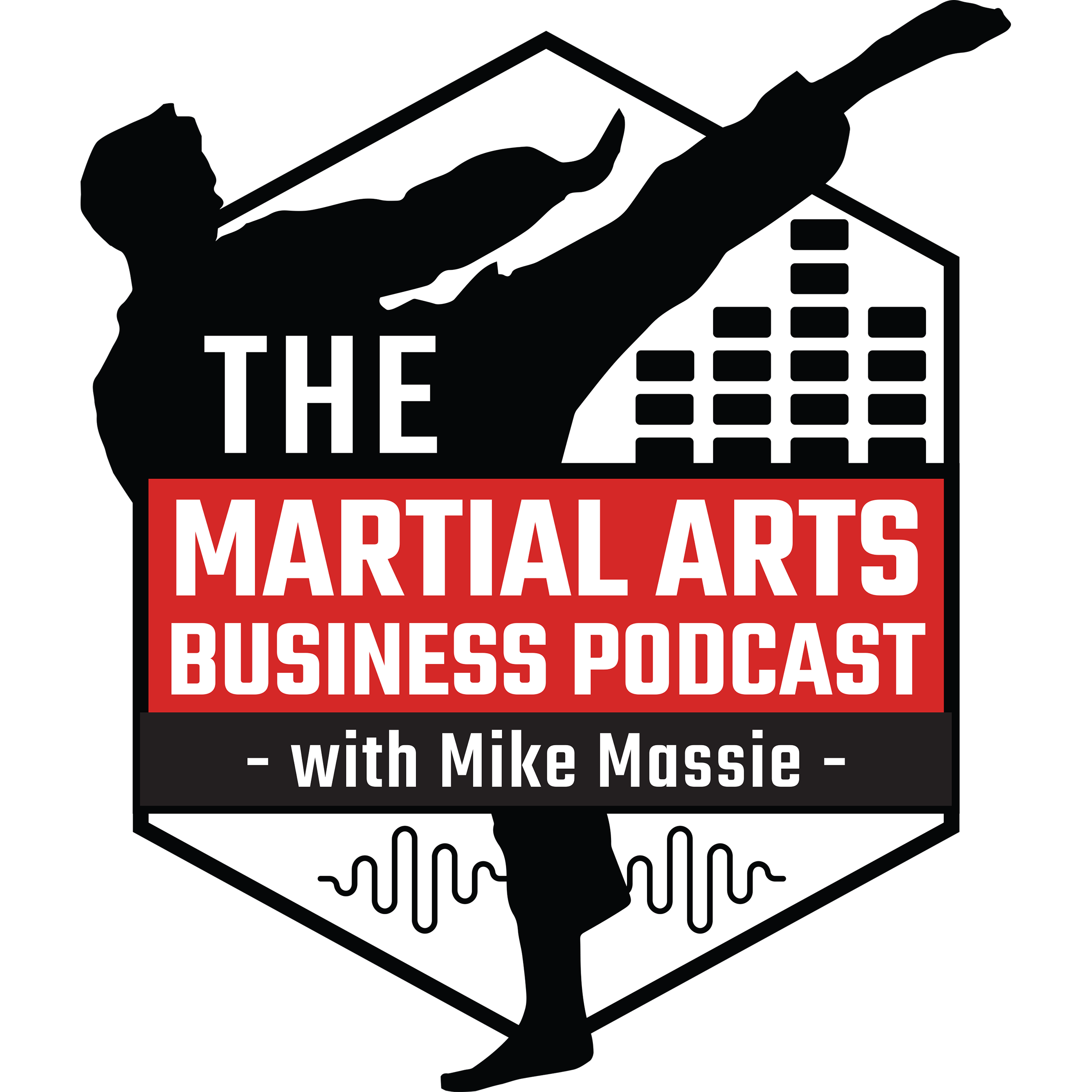 The Martial Arts Business Podcast
