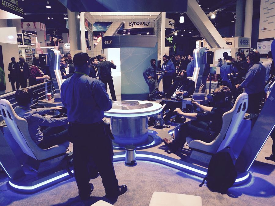 CES Technology Trends: Three Perfect Pairings for Event Marketers