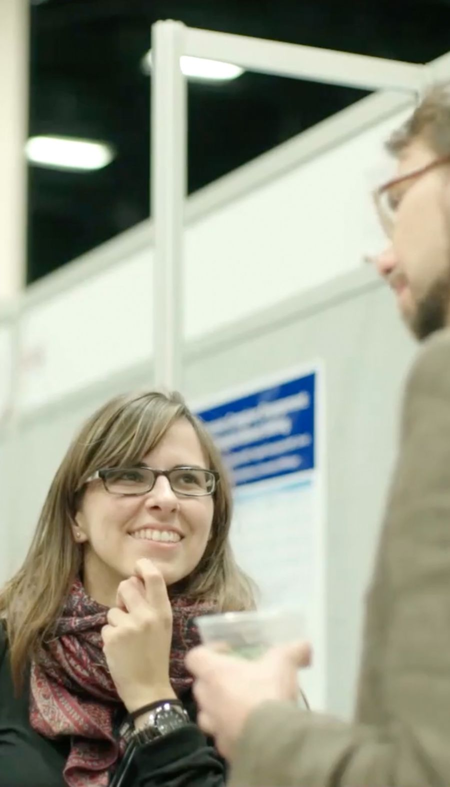 Creating Community at Healthcare Events