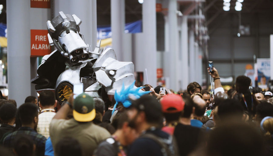 Taking Comic Con to the Streets of New York City