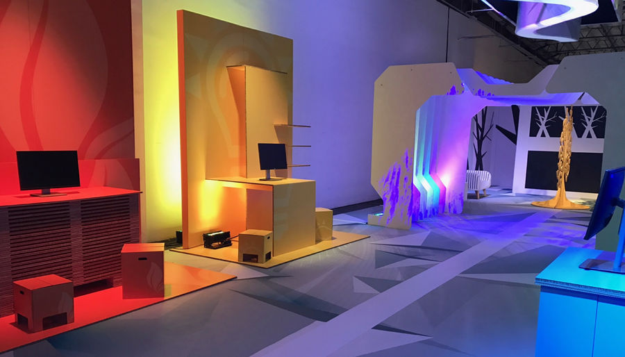 Lean, Green, and Digitally Seen: The Exhibit Booth of Tomorrow