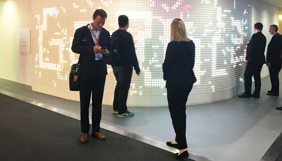 The Blurring of B-to-B and B-to-C Lines at Mobile World Congress