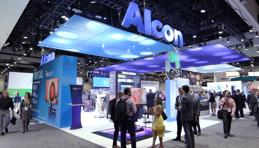 Alcon: Thinking Outside the Booth