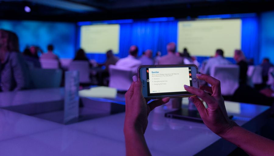 Attendee vs. Participant: Using Digital to Enhance the Experience