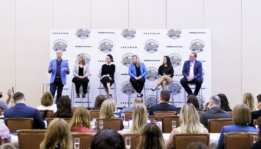 Top B-to-B Takeaways from the 2019 Dream Team at Experiential Marketing Summit