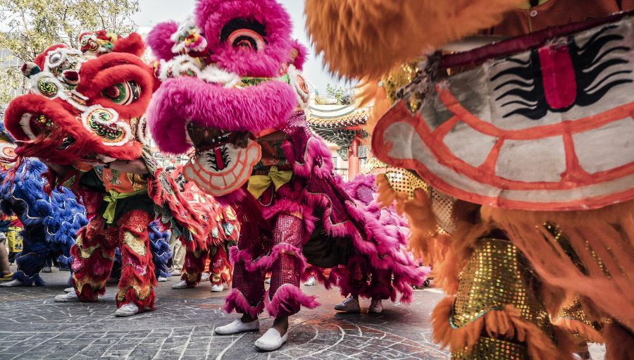 A Look at Chinese New Year Celebrations Across the Globe