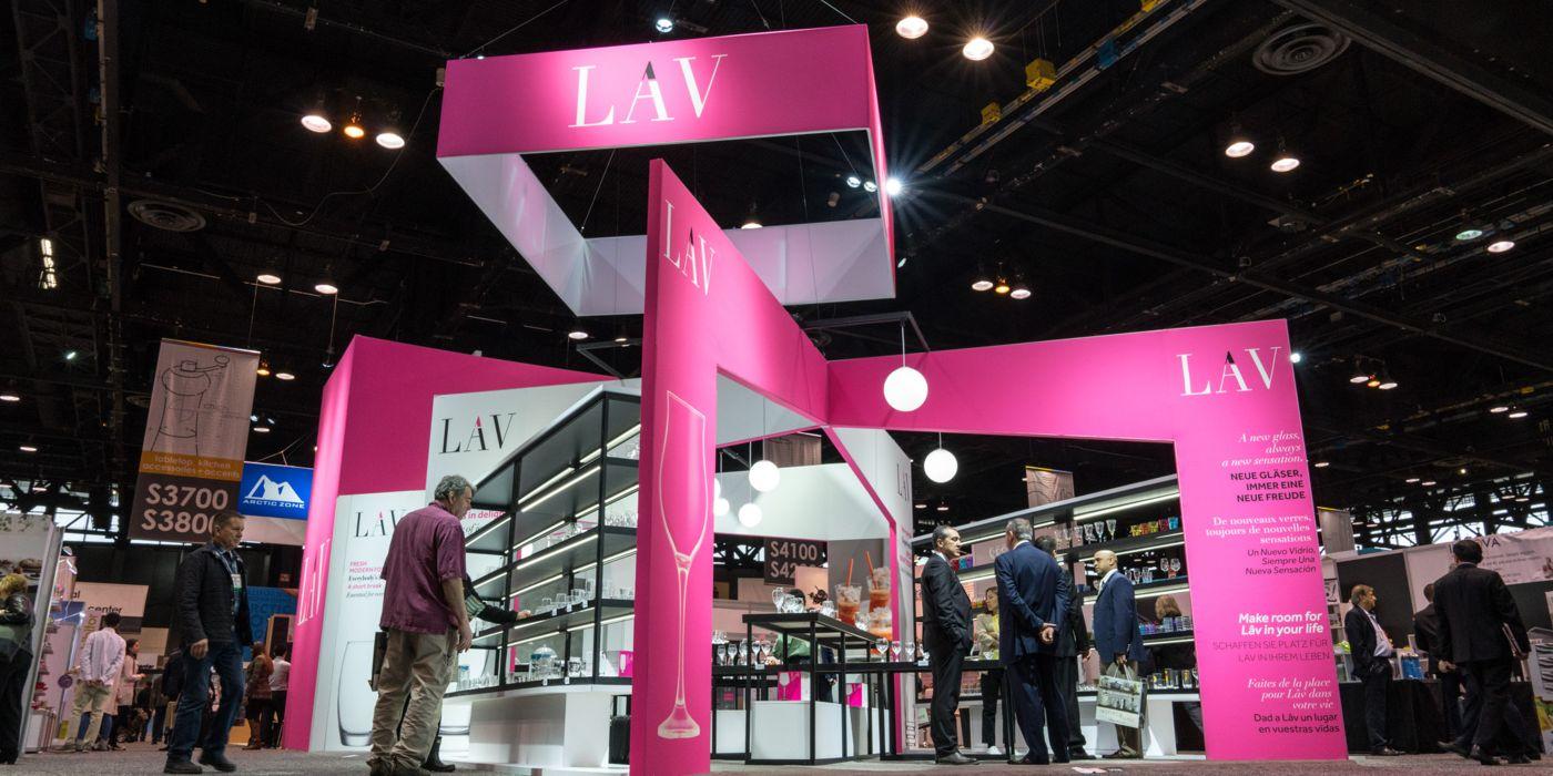 Exhibition Booth Header : Exhibitor checklist six vital booth planning steps freeman