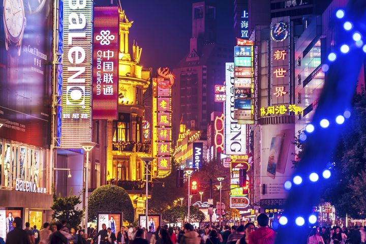 A Snapshot of the Events Landscape in China