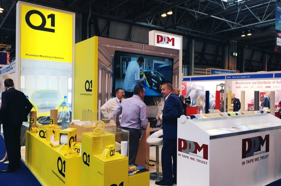Automechanika: delivering a show-stopping launch show