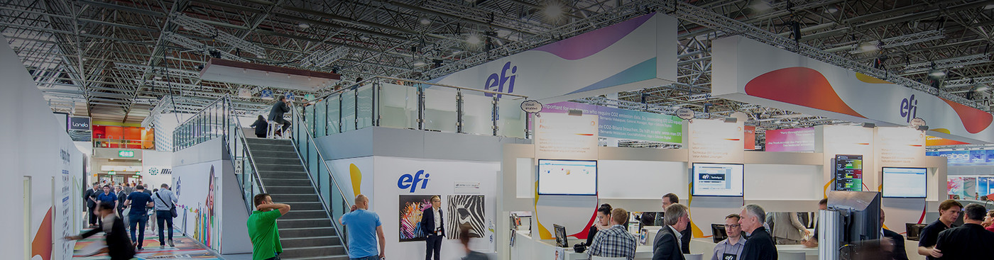 EFI: showcasing its products and solutions to the world