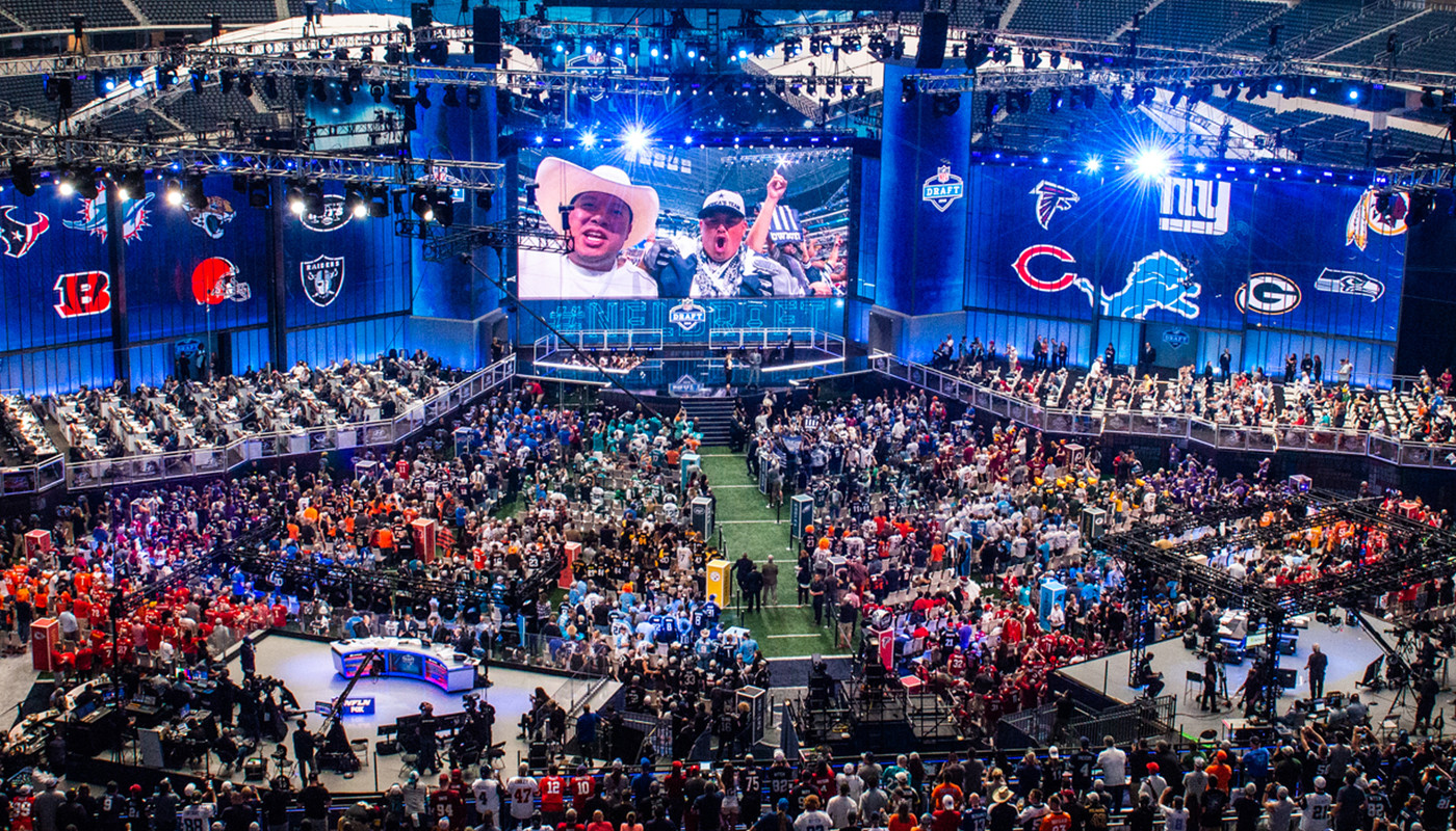 The NFL Draft: A First-round Pick