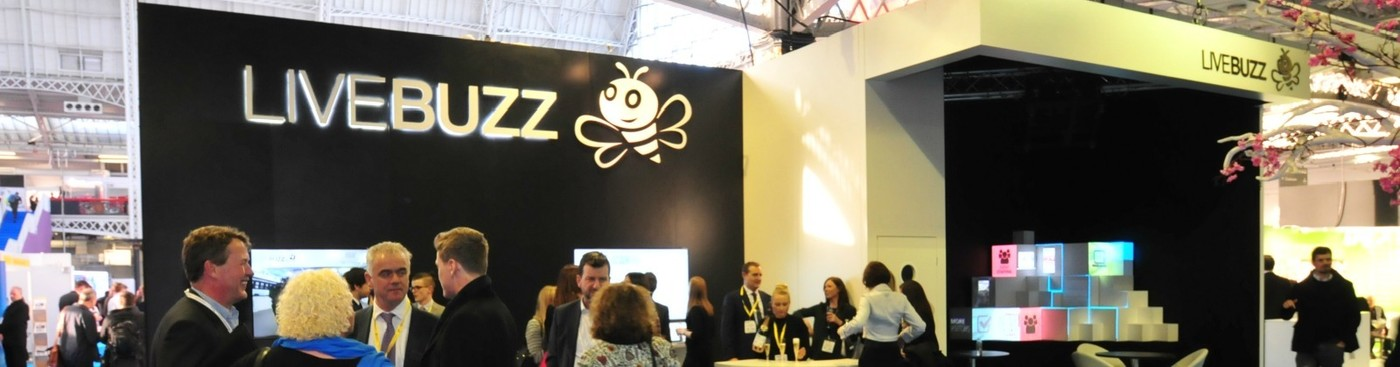 LiveBuzz: embracing tech to drive engagement