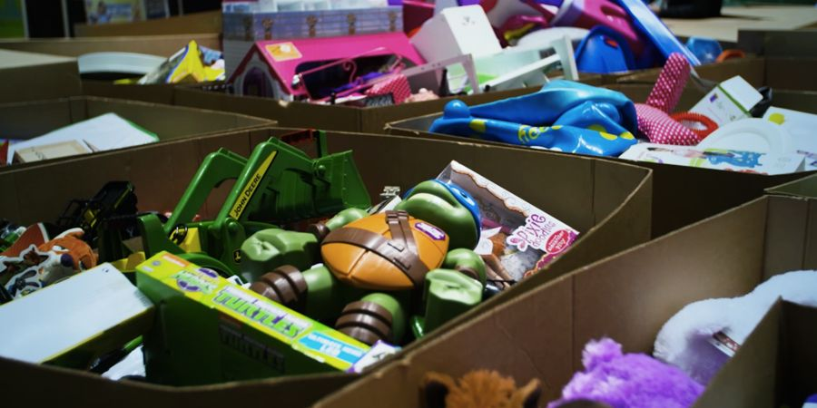 Helping Kids in Need: Toy Industry Foundation