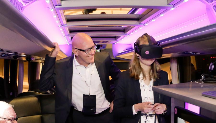 UMA Motorcoach EXPO Revs Up for a Bright Future
