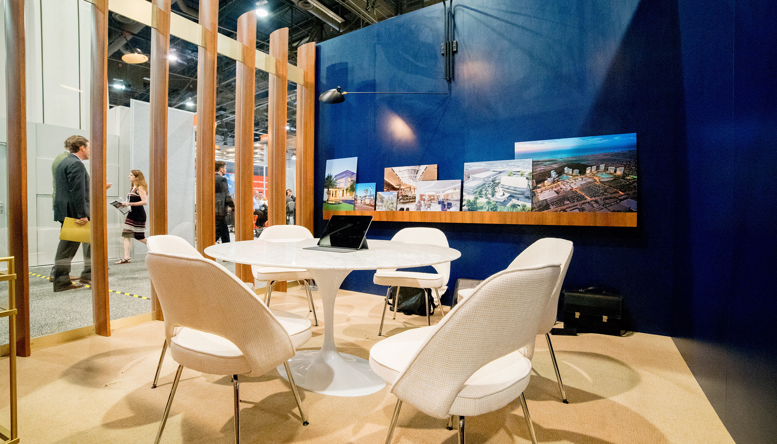 Best Exhibition Booth Design : Three trade show exhibit booth ideas from real life