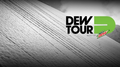 Dew Tour 2014 built by mtn dew