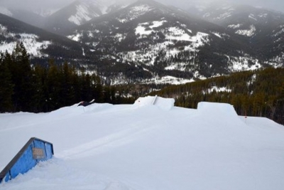 Showoff Terrain Park Panorama Mountain Village