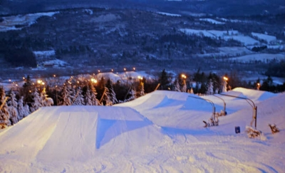 Blue Mountain Come Around Terrain Park