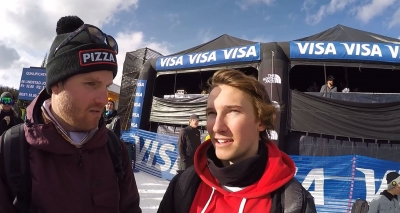 FREESKIER checks in with Torin Yater-Wallace at Copper Mountain