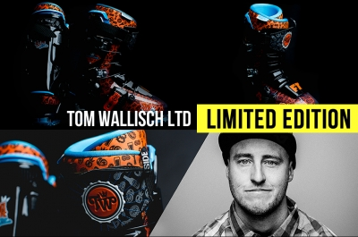 TOM WALLISCH LTD - Limited Edition Boots