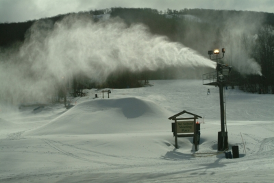 Windham Mountain Terrain Park