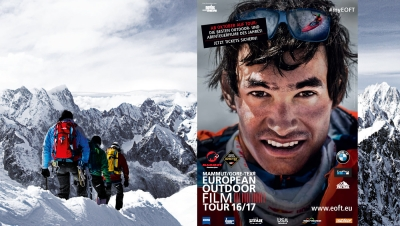 European Outdoor Film Tour 2016 si ferma a Roma il 19 Ottobre