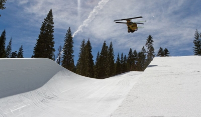 Northstar-at-Tahoe Terrain Park