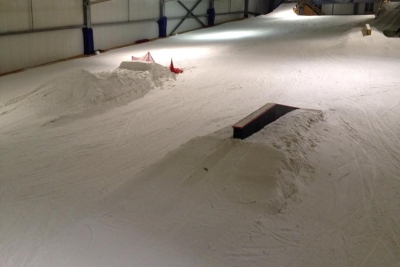 shredmill snowpark alpincenter Alpincenter Bottrop Resort