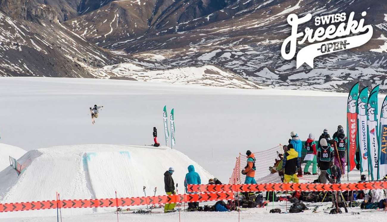 Swiss Freeski Open @Glacier 3000