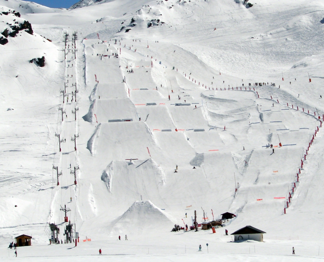Sfr Freeskiing Tour - Val Thorens