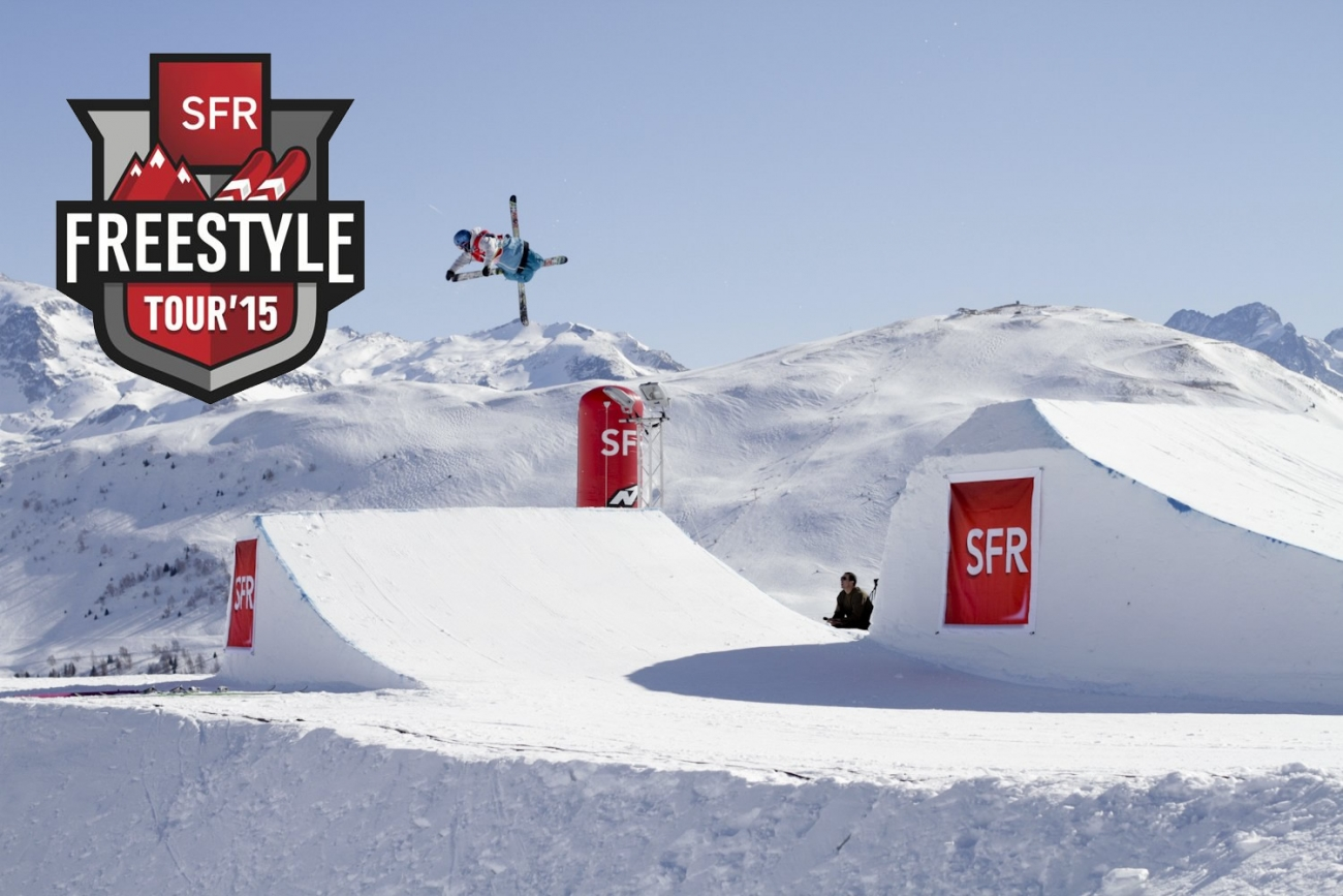 SFR Freestyle tour 2015