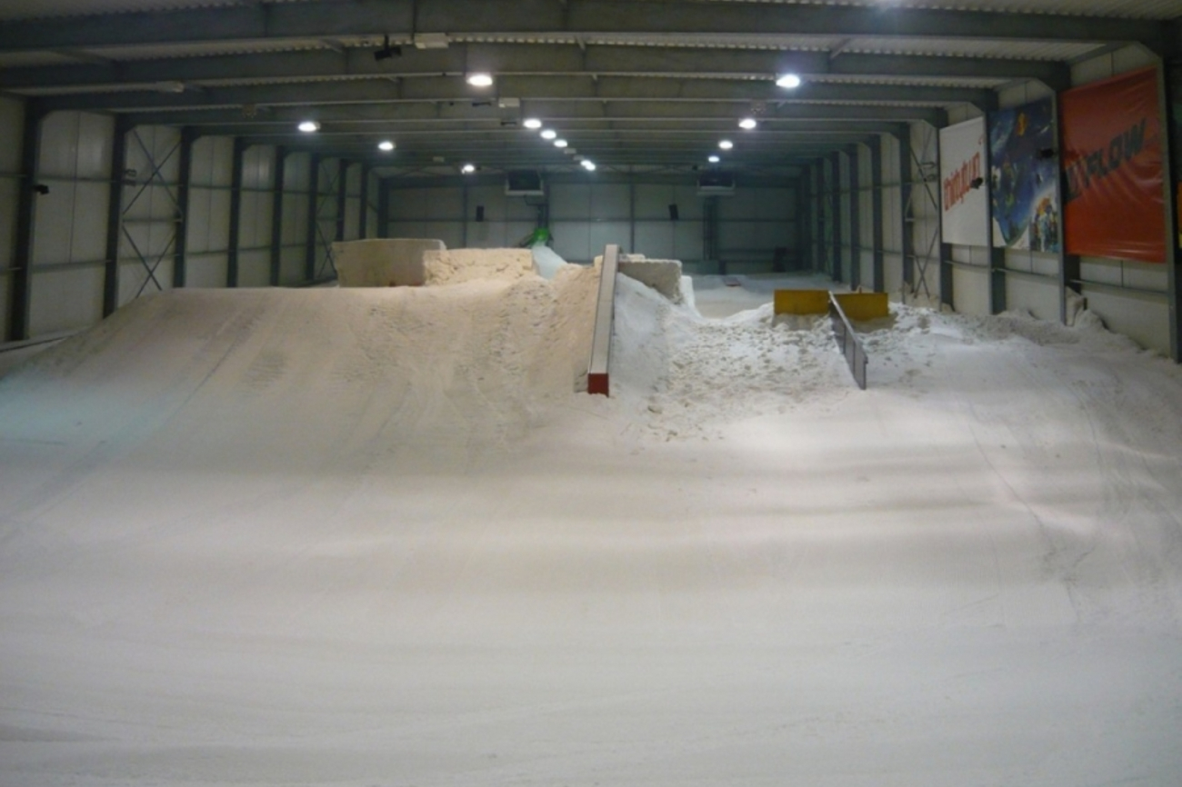 Snowvalley Funpark Peer