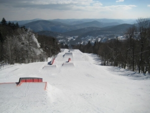 Dream Maker Terrain Park Killington