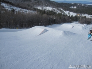 Blundersmoke Park Gunstock Mountain