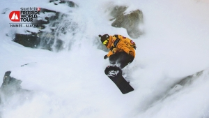 Haines Alaska - Swatch Freeride World Tour