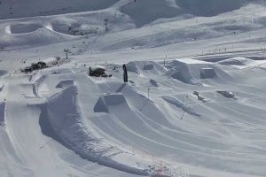 val d isere s snowpark Val Disere