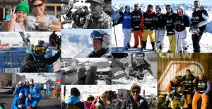 """SKI FACES"" Photo contest Sölden 24, 25, 26 of October 2014"