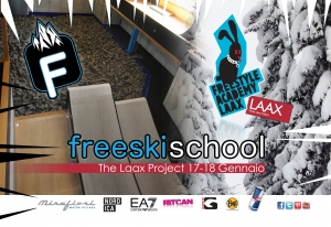 The Laax Project 17-18 Gennaio by Freeskischool
