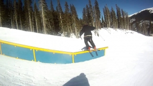 Out-To-Launch Terrain Park Taos Ski Valley