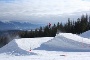 Fishbowl Terrain Park Whitefish Mountain
