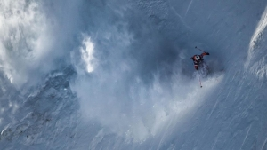 Arianna Tricomi - Freeride World Tour