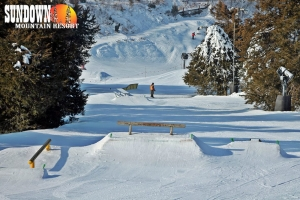 Sundown Mountain South Terrain Park