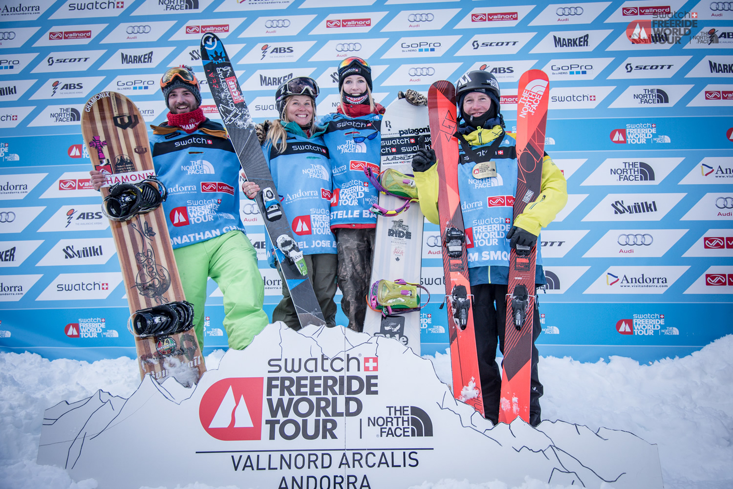 Swatch Freeride World Tour | Andorra