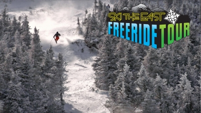 Ski The East Freeride Tour 2015