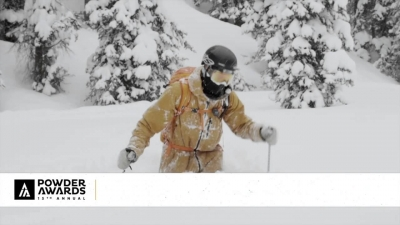 Nick McNutt — Breakthrough Performance — 15th Annual Powder Awards
