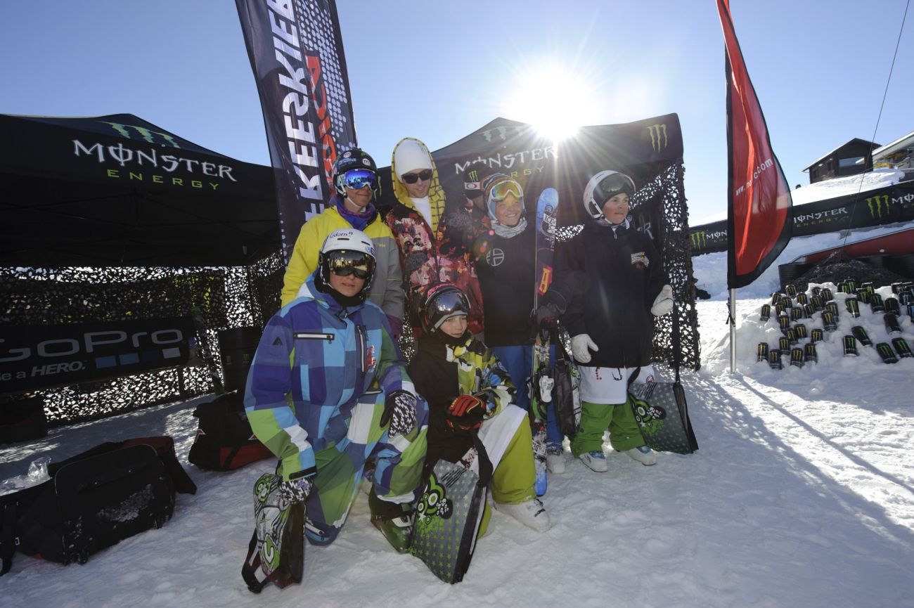 Nordica Freeski Tour 2015