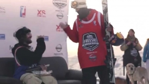 Freeski Playoffs by Nissan 2015 - Yo